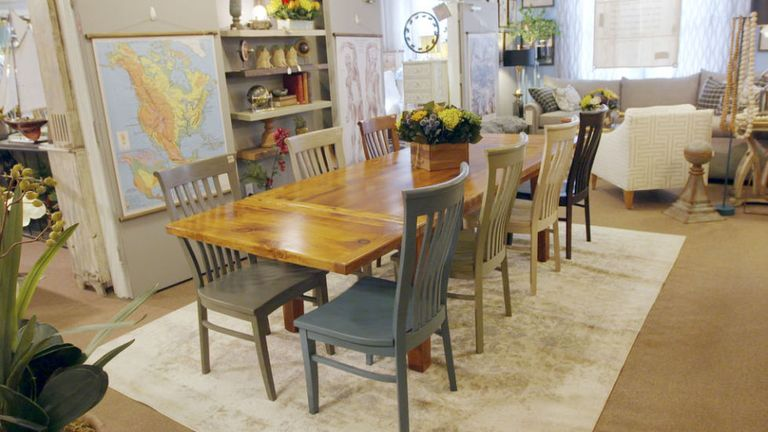 You Can Build Or Buy Company Boards For Your Farmhouse Table