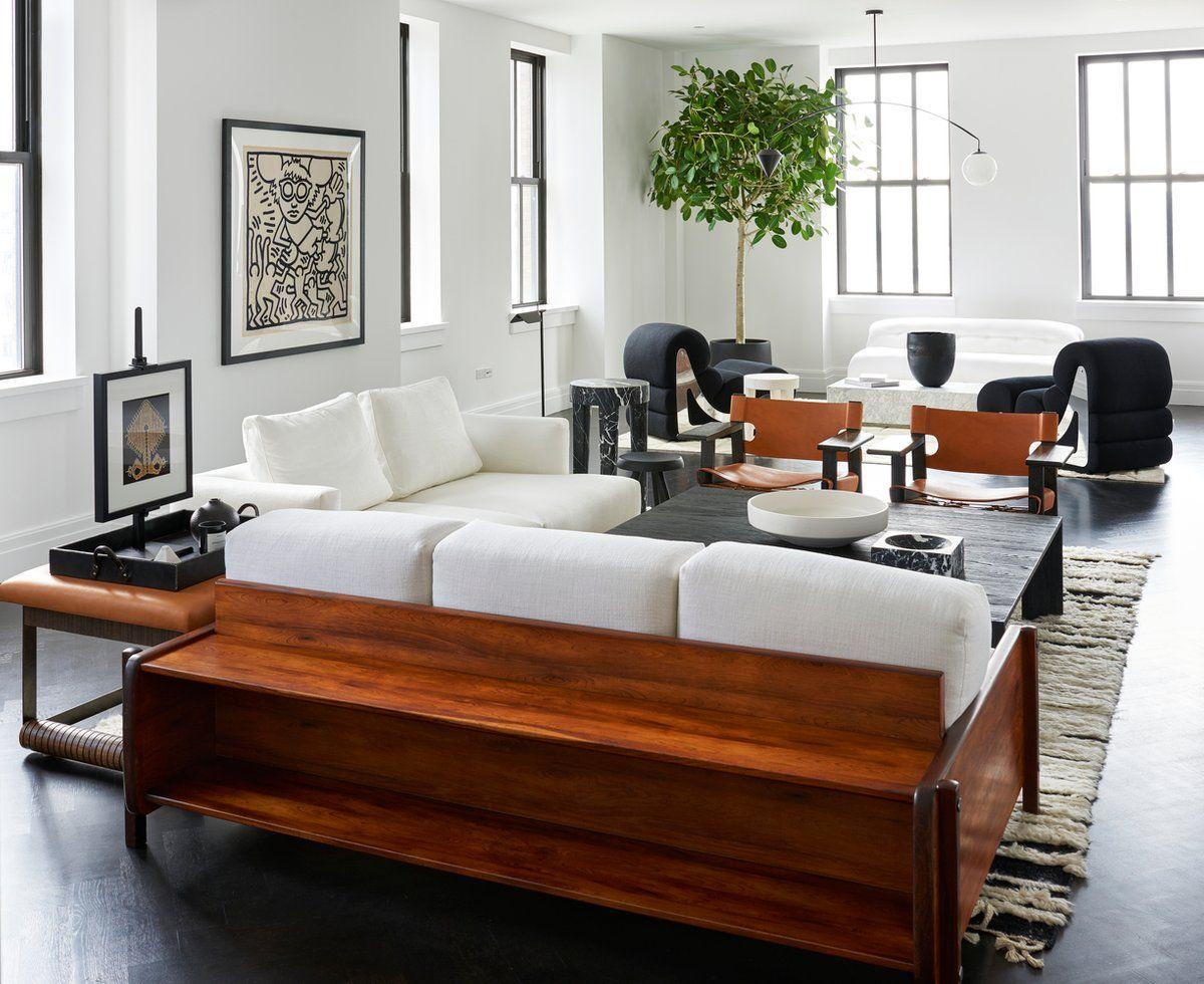 Designer Timothy Godbold Living Room Design Home