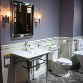 traditional bathroom American standard
