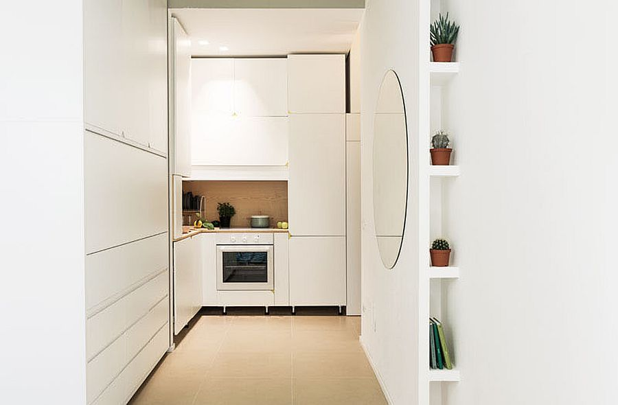 The Best Micro Apartments In The World Reveal Their Clever Interior Apartments Kitchen Ideas Html on bedroom ideas, dining room ideas, apartment therapy kitchens, apartment kitchens before and after, apartment sized kitchens, apartment design,