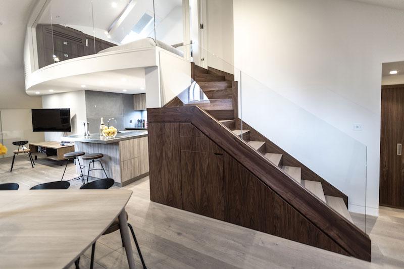 & Cool Interior Designs Illustrate The Versatility Of A Mezzanine Floor