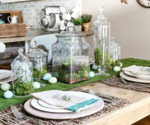50 DIY Easter Table Decorations That Will Fill Your Home With Joy