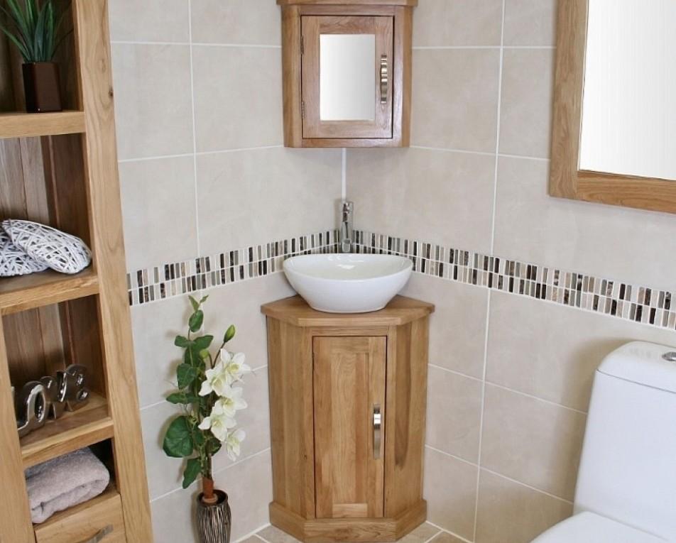 20 Inspirational Corner Bathroom Vanities 954bartend Info