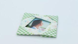 Charming Origami Photo Frames