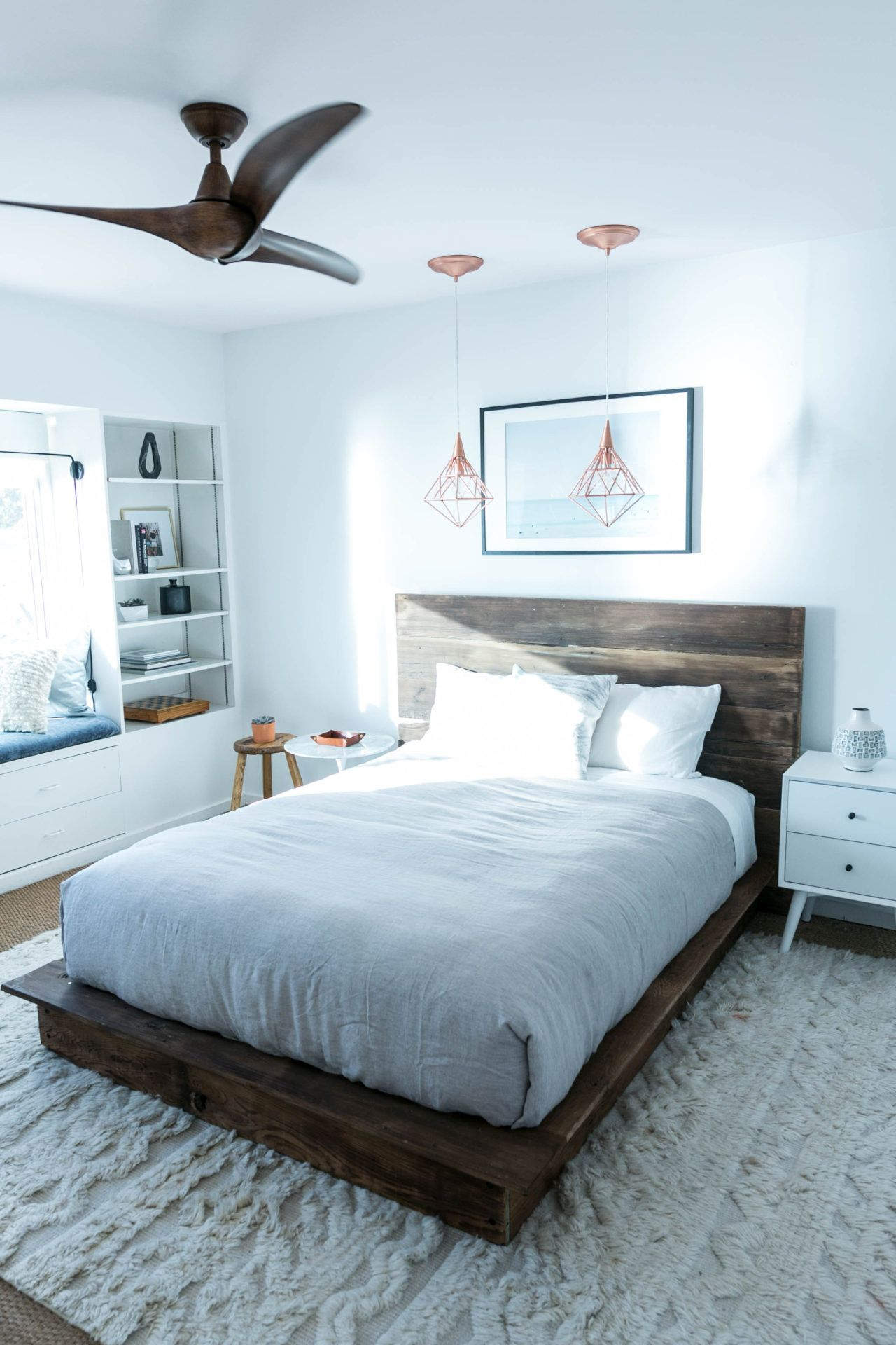 DIY Bed Frame Designs For Bedrooms With Character - interior4you
