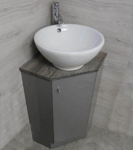 20 Inspirational Corner Bathroom Vanities