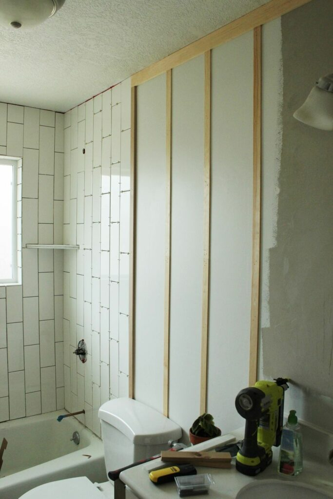 Is Wainscoting Good for Bathroom