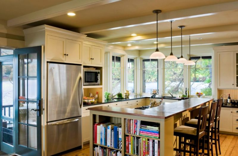 How A Microwave Shelf Can Improve Your Overall Kitchen Experience
