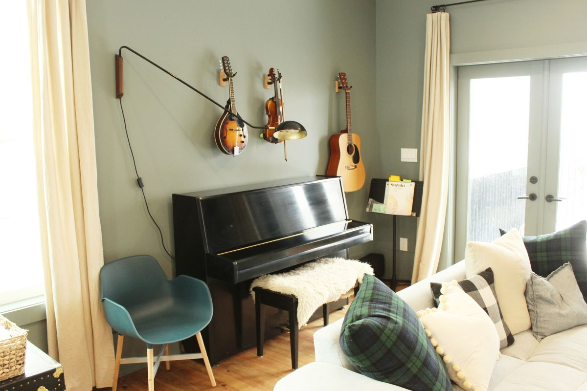 20 Room Designs With A Piano Hgtv