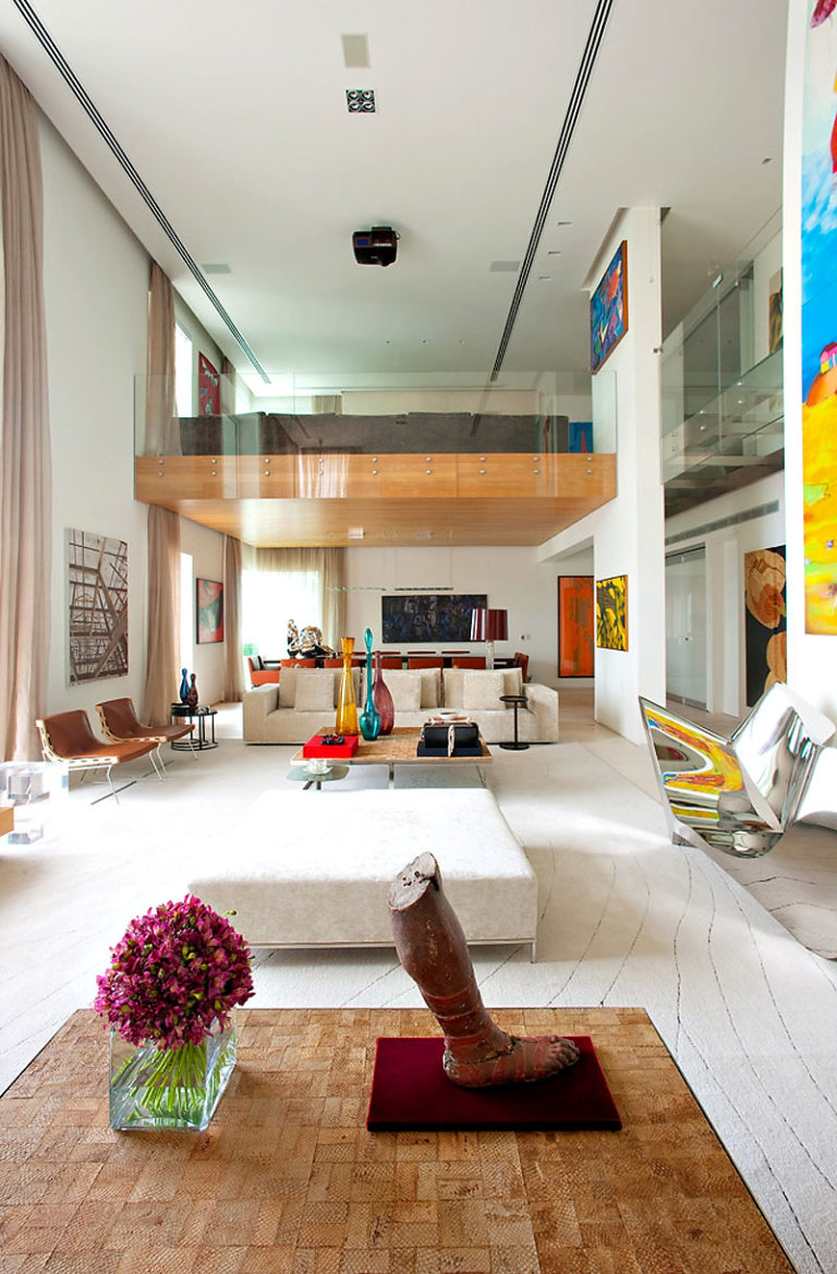 Cool Interior Designs Illustrate The Versatility Of A