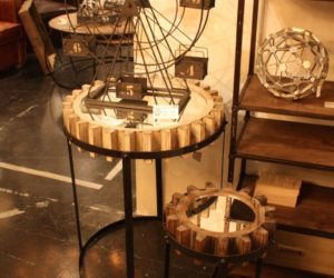 Industrial chic furniture ideas Modern When Trying To Incorporate Salvaged Pieces Let Your Creativity Go Wild Custommadecom How To Create An Industrial Chic Space That Fits Your Style