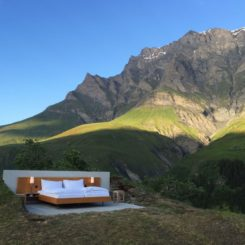 Null Stern - The Swiss Alps room