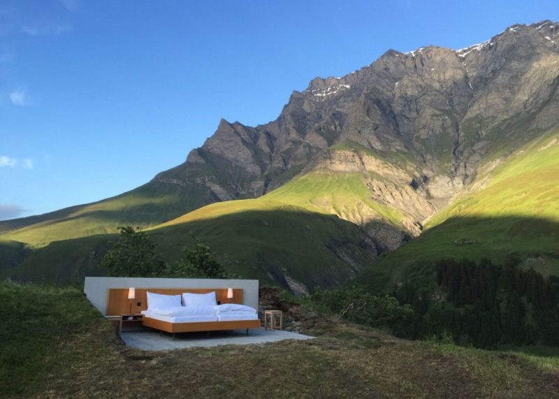 Unusual Hotel Rooms Offer Thrills and the Experience of a Lifetime