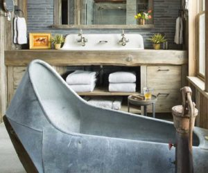 10 Rustic Bathroom Vanities to Consider