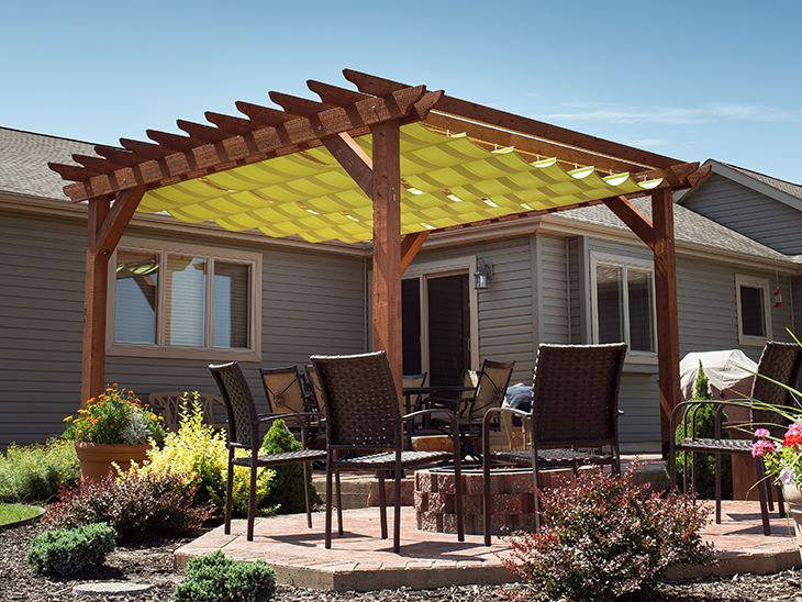 Great Pergola Plans Give The Start For New Outdoor Projects