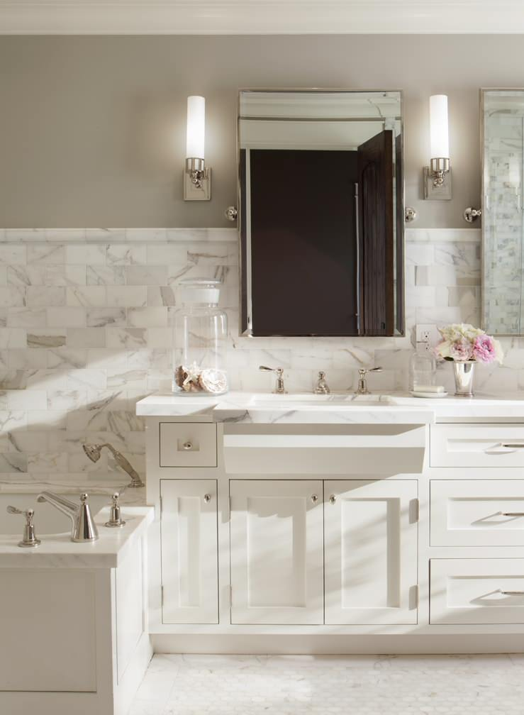 Creating A Stylish Taupe Bathroom Decor