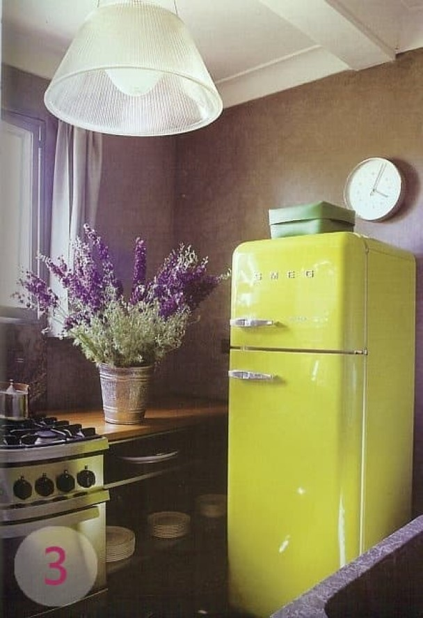 Transform Your Kitchen With Chartreuse Appliances