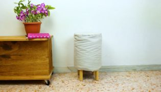 Upcycle A Bucket Into An Upholstered Seat