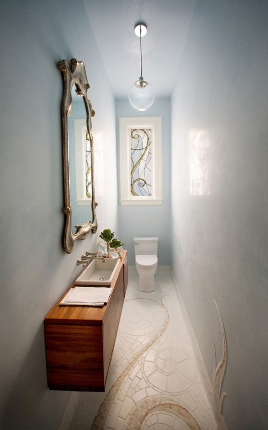 40 Powder Room Ideas To Jazz Up Your Half Bath