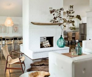 Fireplace Tile Surrounds That Grab Attention In Cool Ways