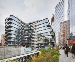 New York's Zaha Hadid Residence a Palace of Curves and Style
