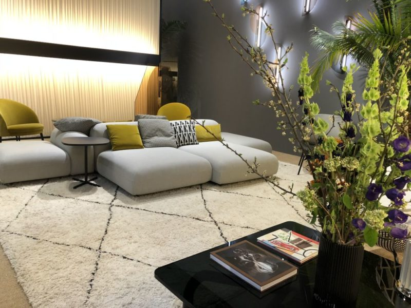Design Highlights from Salone del Mobile 2018, from Classic to Cutting-Edge