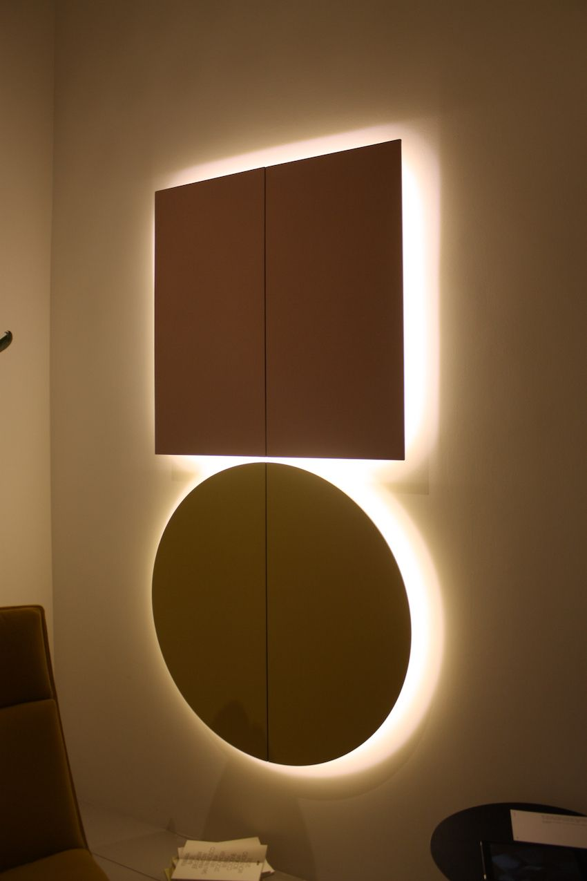 Speakers can be an artful addition to a space.