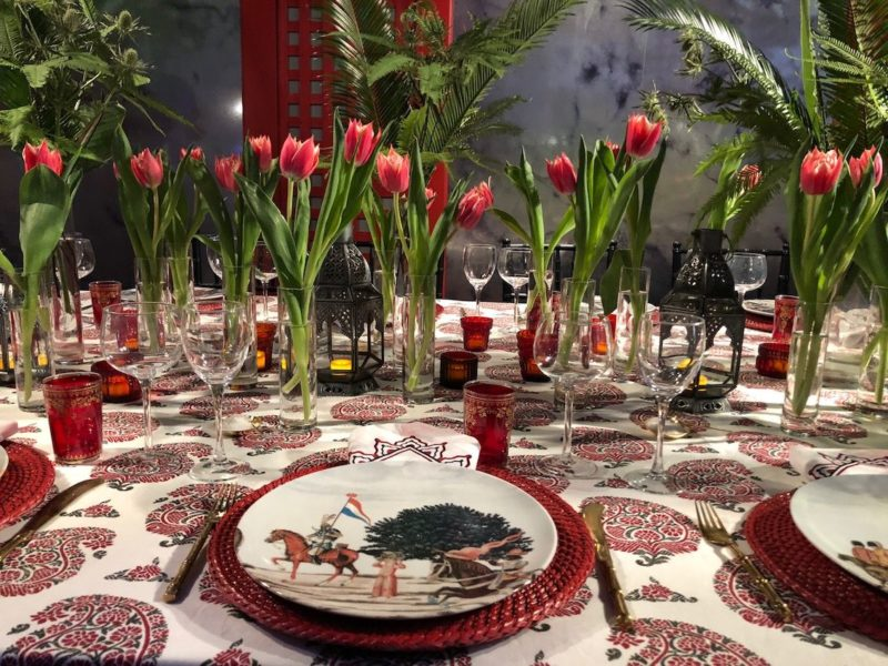 Dreamy Tablescapes Inspired by Dining By Design 2018