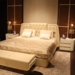 Bruno Zampa beige bedroom