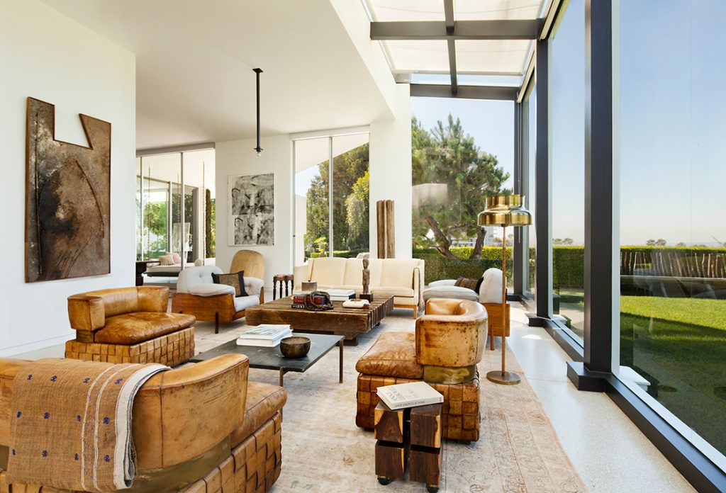Los angeles a list clients fuel business for best interior for Top los angeles interior designers