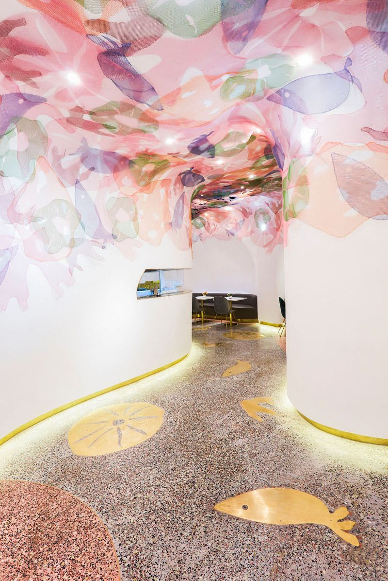 The Most Amazing Ceiling Decorations And Installations From Around World