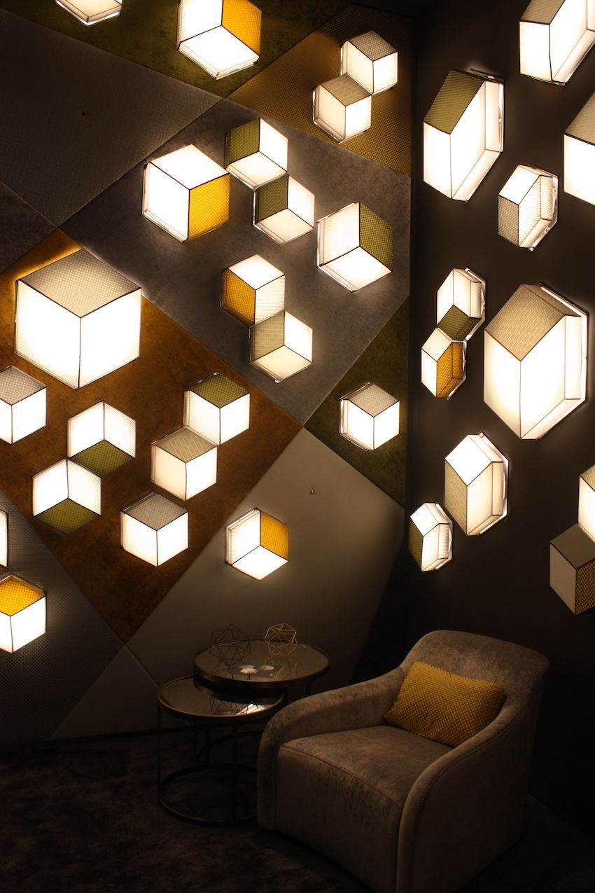 Lighting is the easiest way to transform a space into luxury.