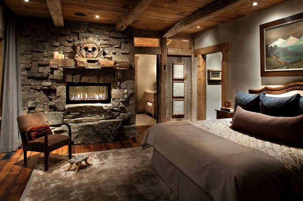 charming stone wall interior design ideas   Charming Structures With Interior Stone Walls