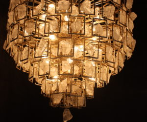 Due Effe chandelier