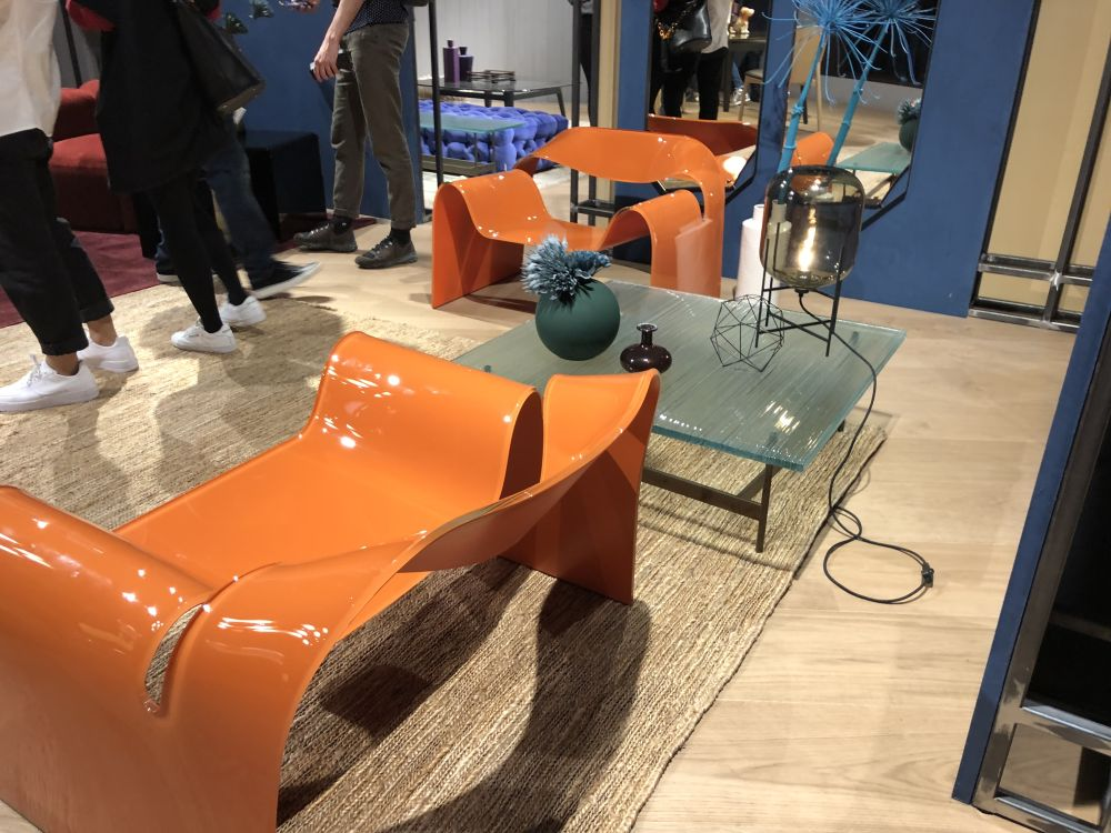 Design Highlights From Salone Del Mobile 2018, From Classic To Cutting Edge