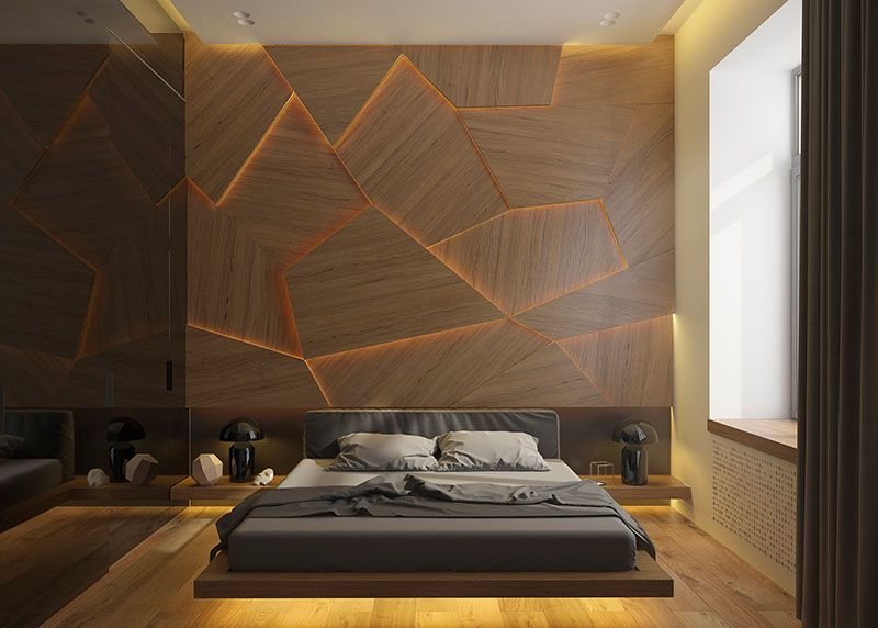 Wood Wall Can Influence A E S Decor