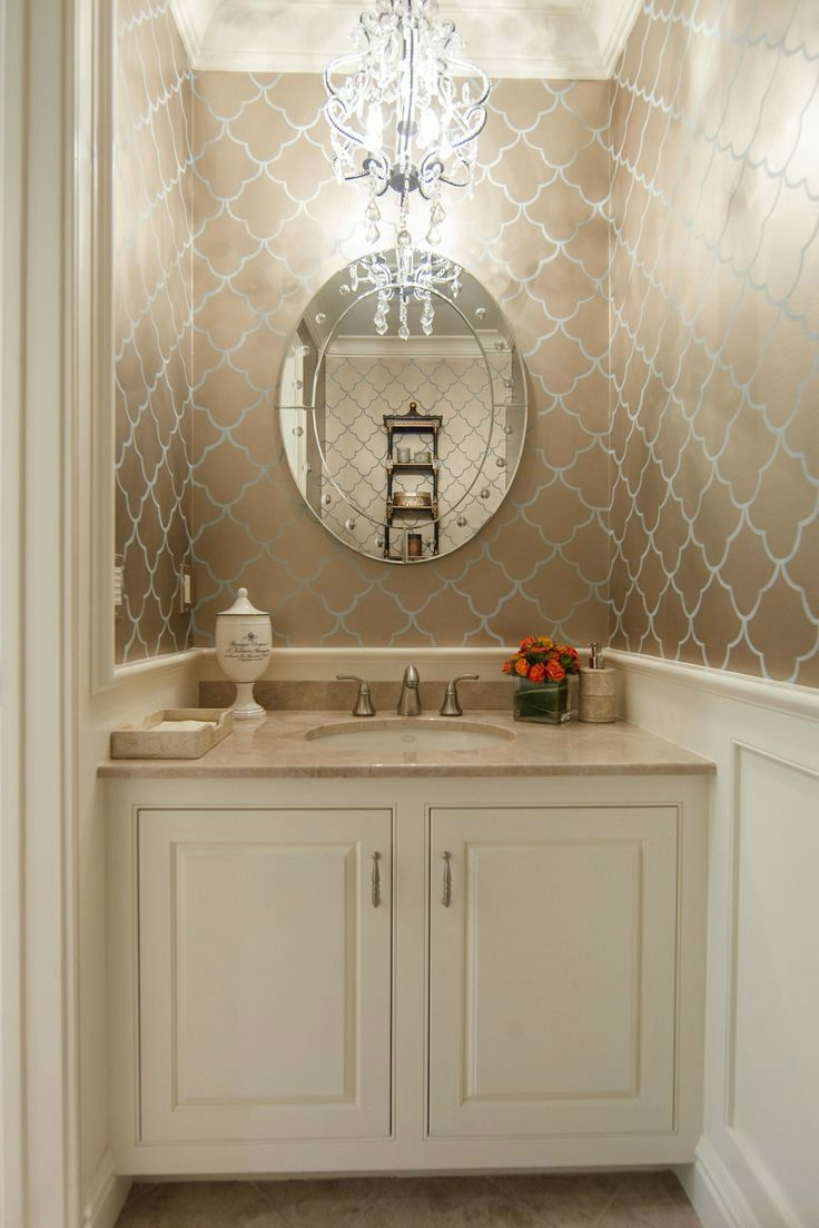 Toilet Room Designs: 40 Powder Room Ideas To Jazz Up Your Half Bath