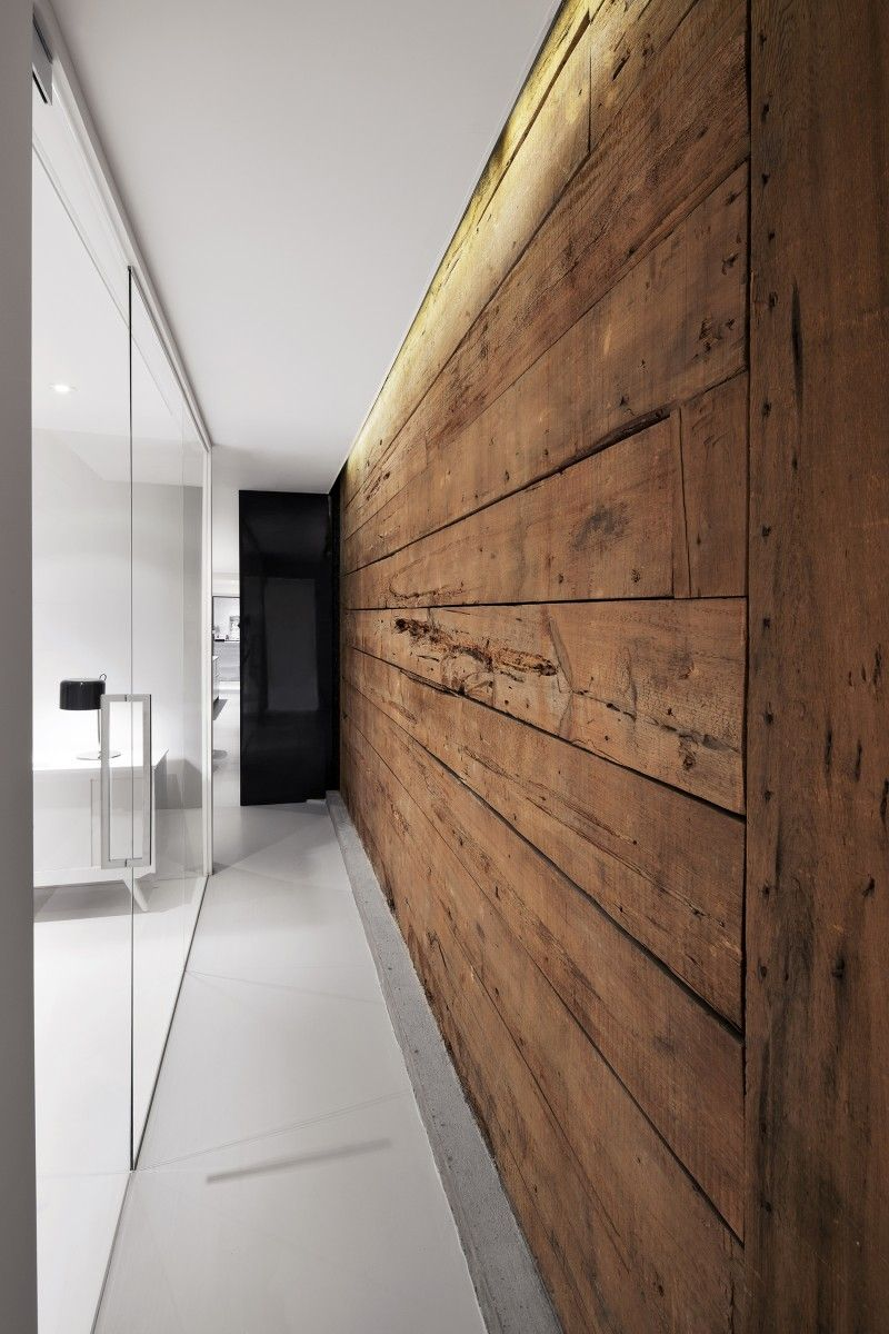 How A Wood Wall Can Influence A Space S Decor And Ambiance