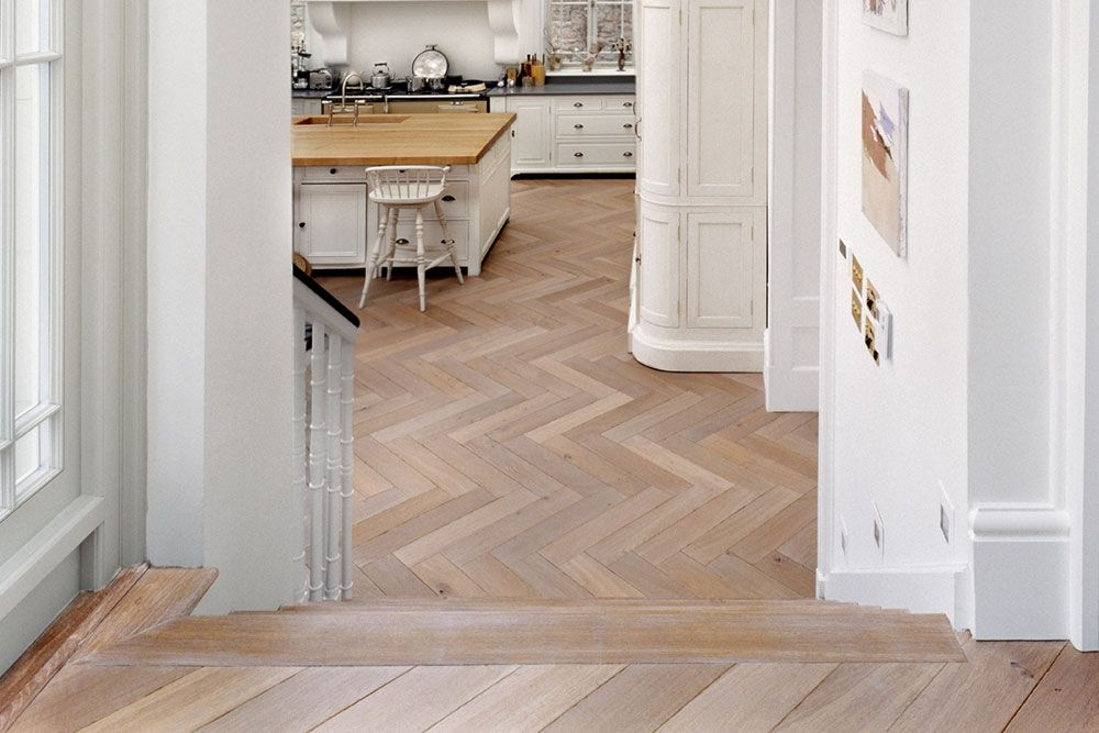 15 Beautiful Wood Floors In The Kitchen