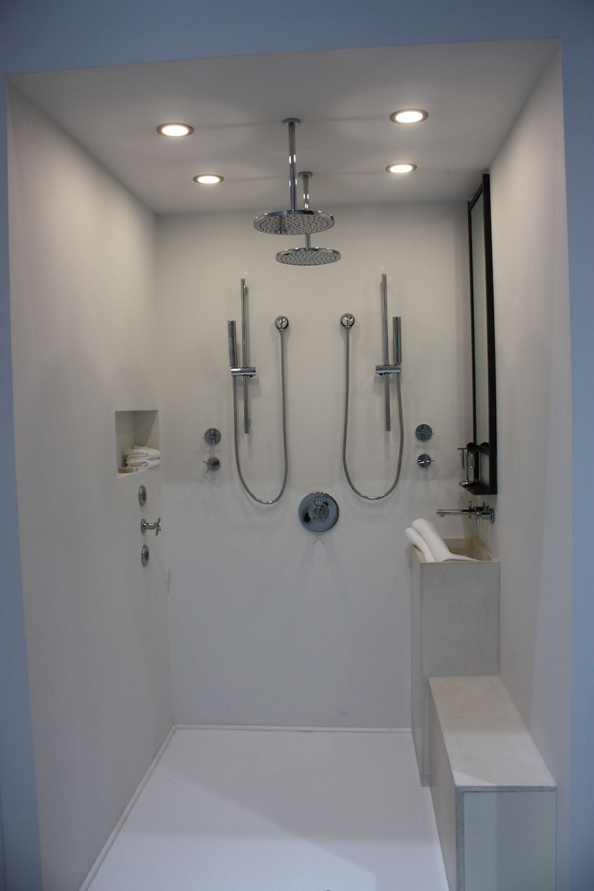 A fantastic shower is a daily luxury.