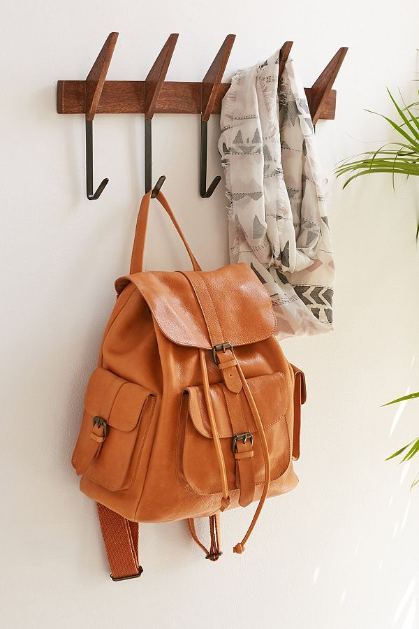 Modern Wall Mounted Coat Racks Which Can Easily Double As