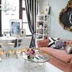 Curtains are a critical finishing touch for a luxury interior design.