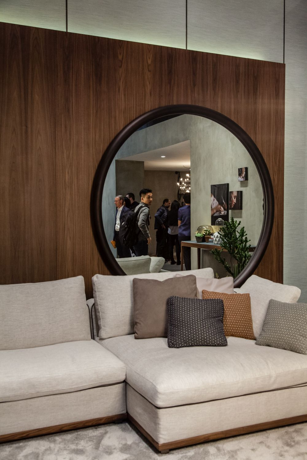 Large Mirror Wall Decor Living Rooms