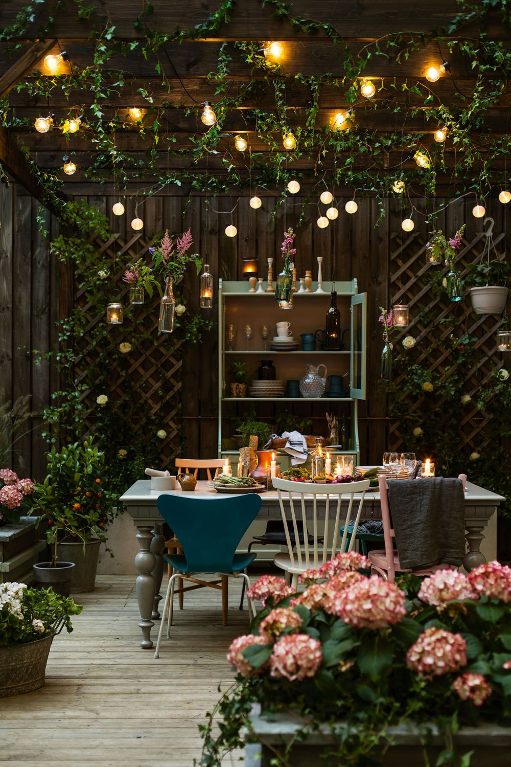20 Cool Backyard Lighting Ideas For Magical Decors