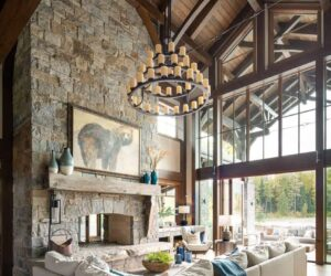 50 Rustic Living Room Ideas To Fashion Your Revamp Around