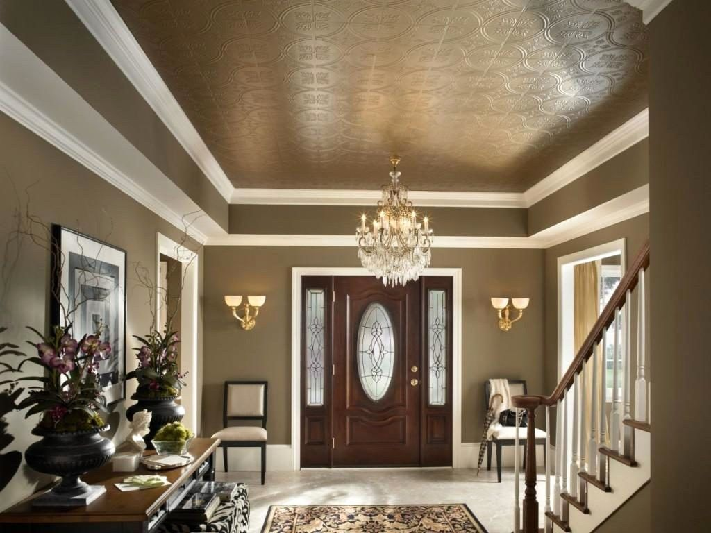 Trims and moldings elevate a space to luxury design.