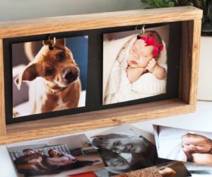 15 Handcrafted Picture Frame Ideas You'll Absolutely Love
