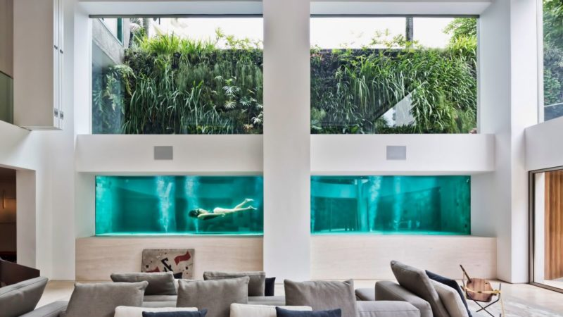 10 Unique Pool Concepts That Make A Splash