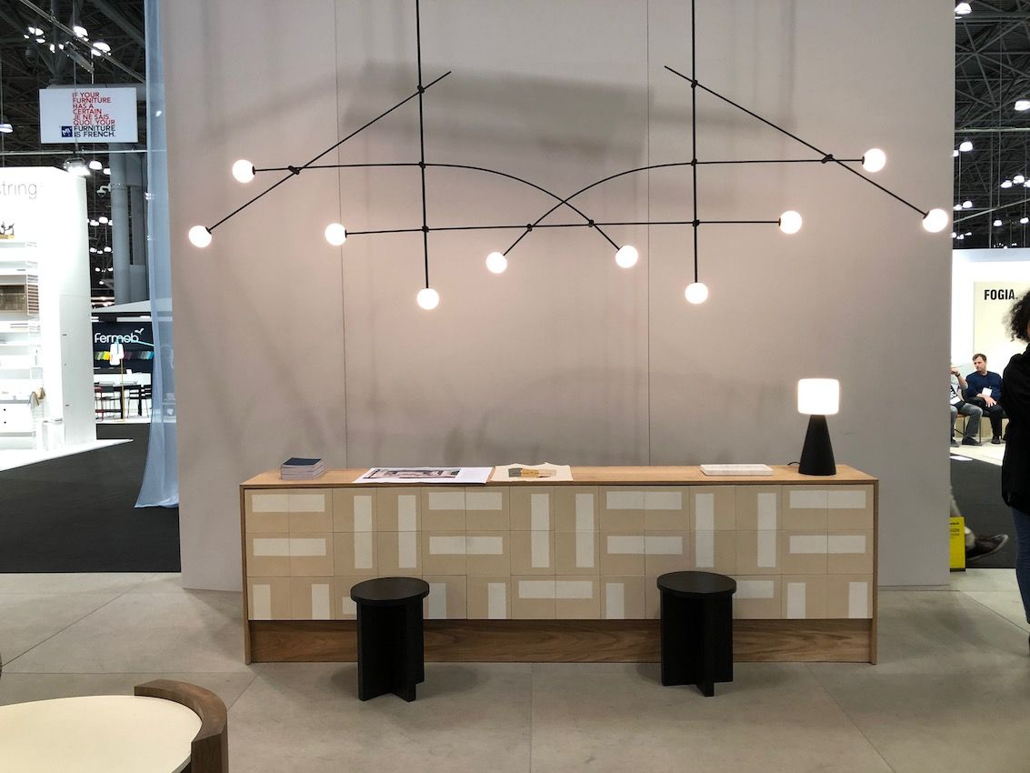 Icff 2018 showcases latest interior design innovations