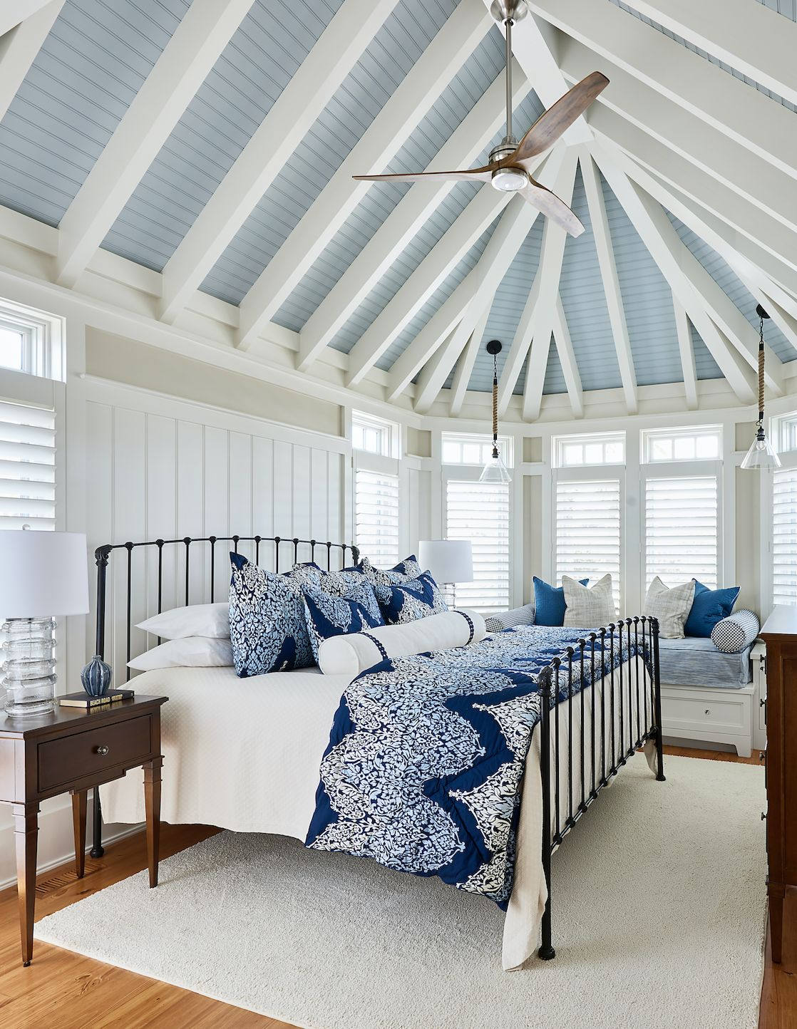 40 Beach Themed Bedrooms to Take You Away - photo#28
